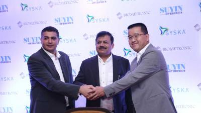 Syska Group inks JV with two foreign cos to start camera module factory