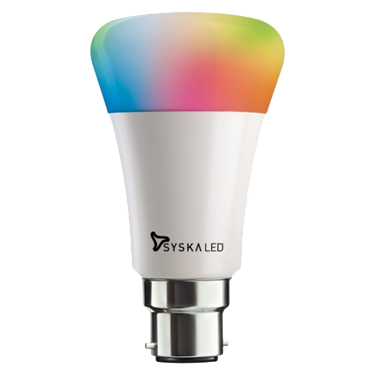 Smart Wi-Fi LED Bulb 7W (with Alexa & Google Assistant)