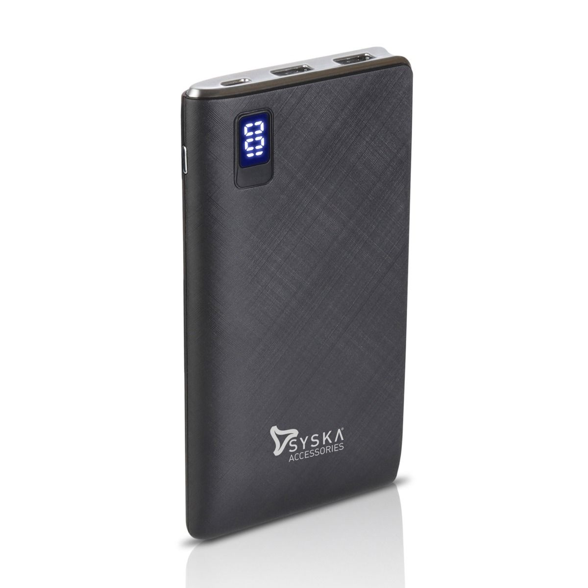 Syska Power Boost 100 Power Bank P1013B