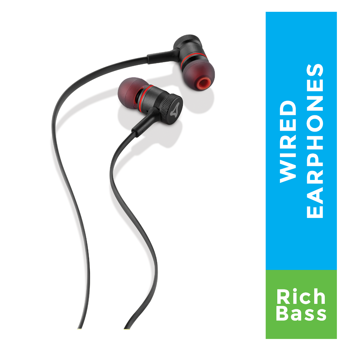 UltraBass HE2000 Earphones