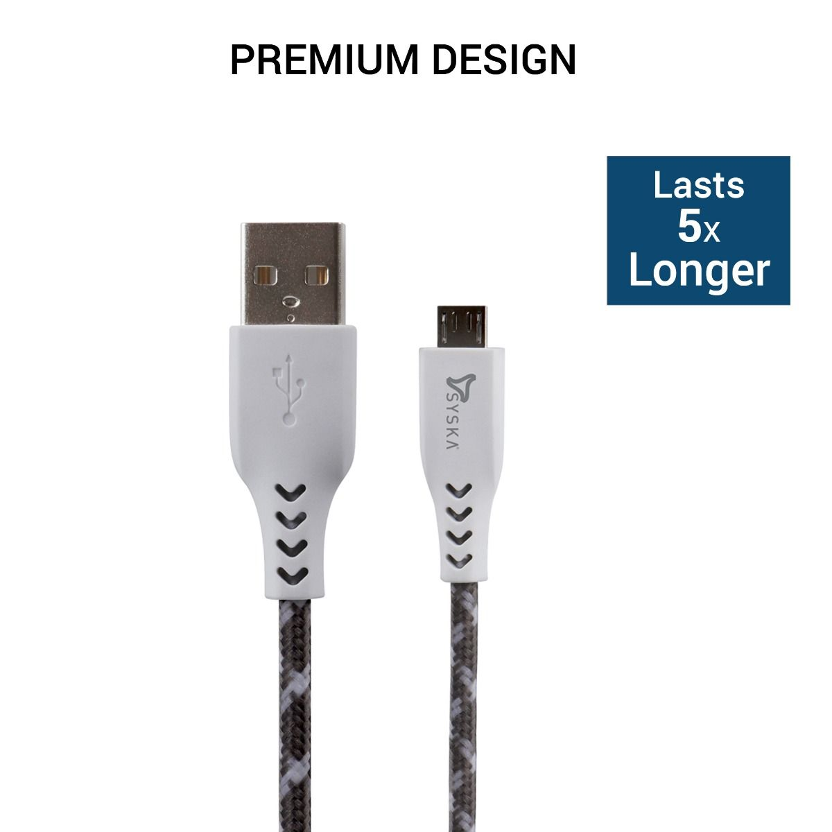 Fastlink Lightning Charging Cable CCAP50