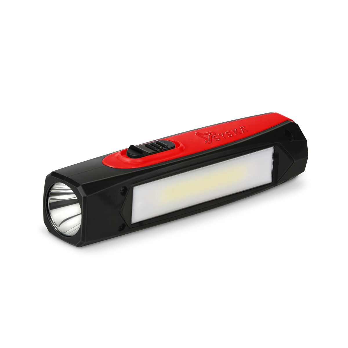 SYSKA T112ML DUOTRON 1W Bright Led Rechargeable Torch